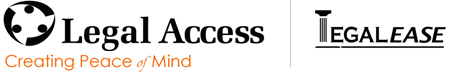legal access logo